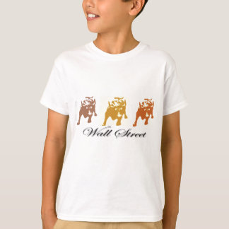 Hausse Wall Streets T-Shirt