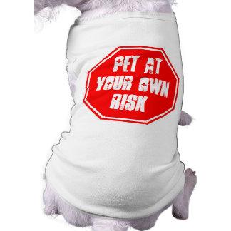 Haustier auf eigene Gefahr Top