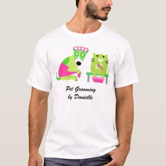 Haustier Grommers Geschäft T-Shirt