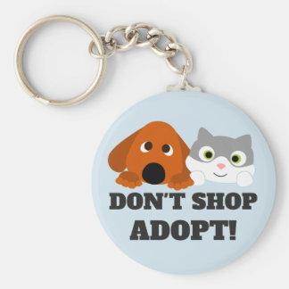 Haustier-Katzen-Hunderettung kaufen nicht Schlüsselanhänger