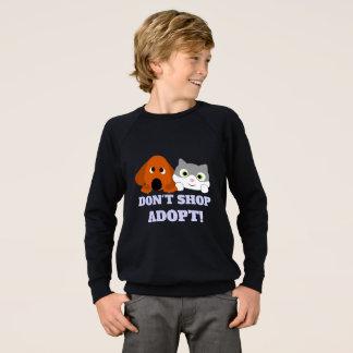 Haustier-Katzen-Hunderettung kaufen nicht Sweatshirt