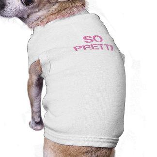 Haustier-Kleidung Shirt