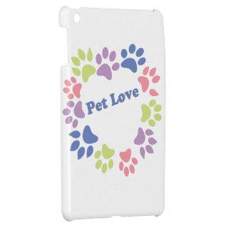 Haustier-Liebe iPad Mini Hülle
