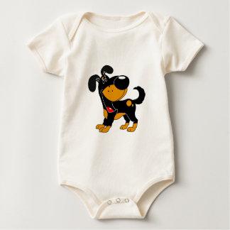 Haustier-Liebhaber! Welpe Baby Strampler