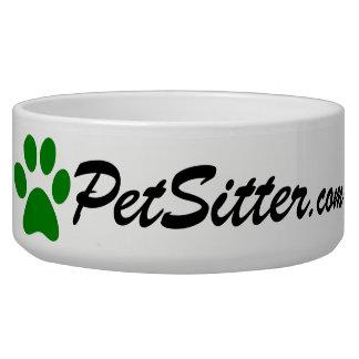 Haustier-Modell-Hundeschüssel Napf