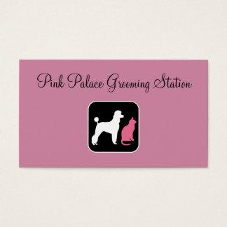Haustier-PflegenVisitenkarte Visitenkarten