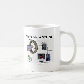 HAUSTIER Scan, jedermann? Kaffeetasse