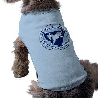 Haustier-T - Shirt Cabarrus Demokrat