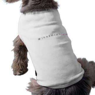Haustierfashionista-Trägershirt Top
