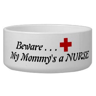 Haustierschüssel für Krankenschwestern Napf