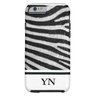 Haut des Zebras Tough iPhone 6 Hülle