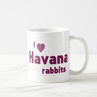 Havana-Kaninchen Kaffeetasse