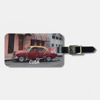 Havana Kuba Kofferanhänger