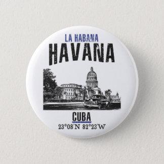 Havana Runder Button 5,7 Cm