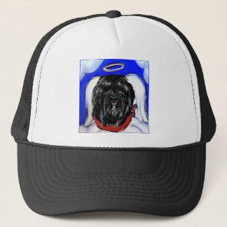 Havana-Seide-Hund Truckerkappe
