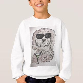 Havanese Hund Martini Sweatshirt
