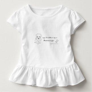 havanese kleinkind t-shirt