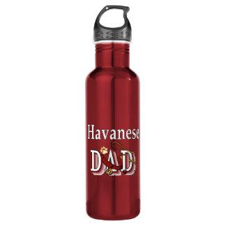 Havanese Vati Edelstahlflasche