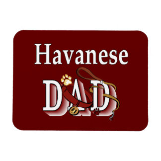 Havanese VATI Magnet
