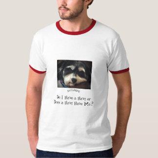 Havanese Wecker-T-Stück T-Shirt