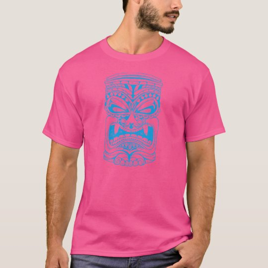 Hawai Tiki Mask - T-Shirt