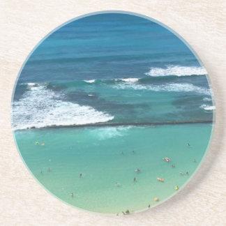 Hawaii3 Sandstein Untersetzer