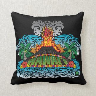 "Hawaii 16"" X 16"" Baumwollkissen Kissen"