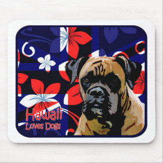 Hawaii-Boxer Mousepad