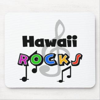Hawaii-Felsen Mauspads