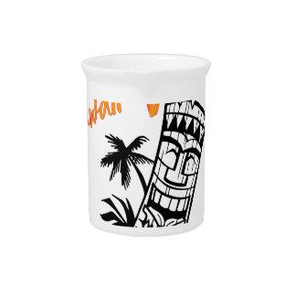 Hawaii-Ferien Getränke Pitcher