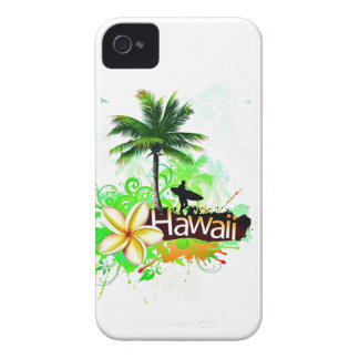 Hawaii-Ferien-Reise-Andenken iPhone 4 Cover