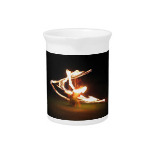 Hawaii-Feuer-Tanz Getränke Pitcher