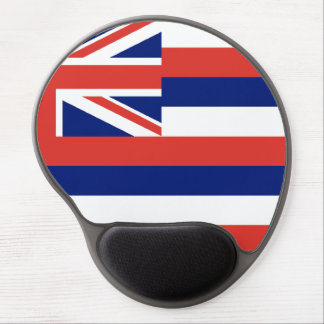 Hawaii-Flagge Gel Mouse Matte