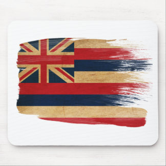 Hawaii-Flagge Mousepads