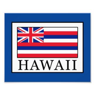 Hawaii Fotodruck