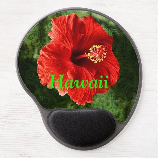 Hawaii-Gel Mousepad