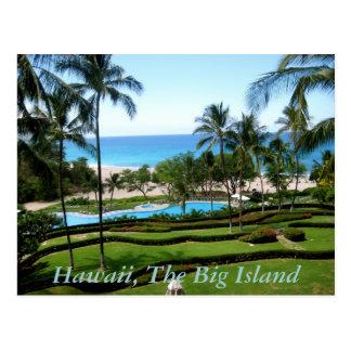 Hawaii große Insel