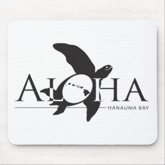 Hawaii-Inseln Honu Schildkröte Mauspads