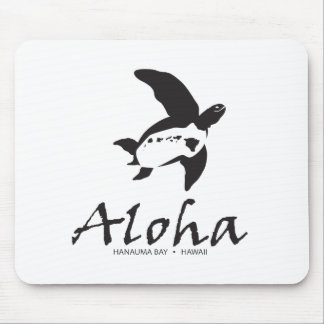 Hawaii-Inseln Honu Schildkröte Mousepad