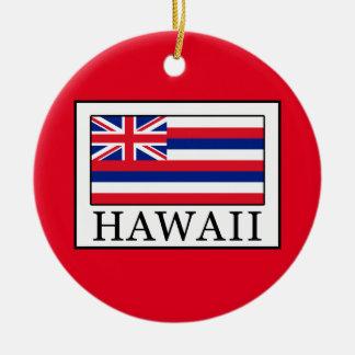 Hawaii Keramik Ornament