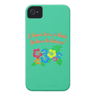 HAWAII küssen mich den es mein Geburtstag auf Haw Case-Mate iPhone 4 Hüllen