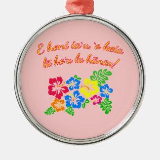 HAWAII küssen mich, den es mein Geburtstag auf Haw Ornamente