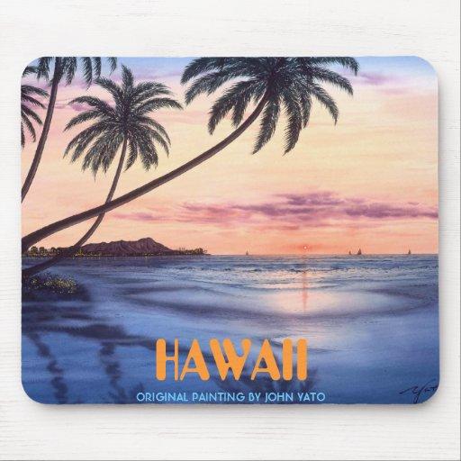 HAWAII-MAUSUNTERLAGE MAUSPADS