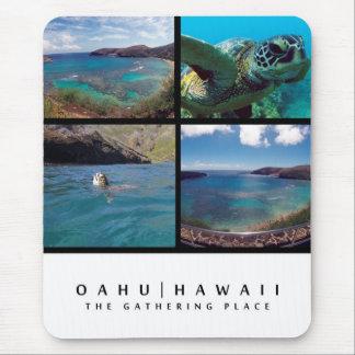 Hawaii-Mausunterlagen Mauspad