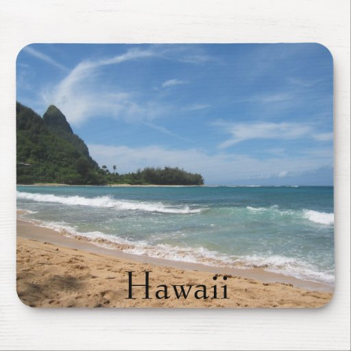 Hawaii mousepad