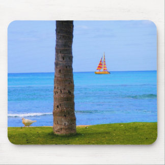 Hawaii-Natur Mousepad