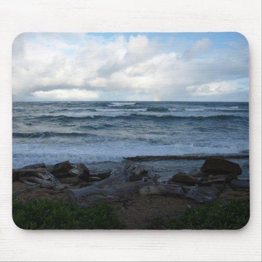 Hawaii-Ozean Mauspad