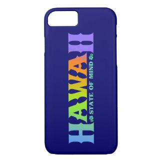 Hawaii-Regenbogen färbt iPhone Kasten iPhone 8/7 Hülle