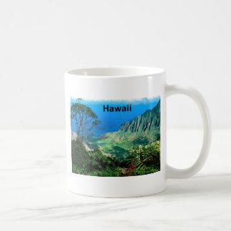 Hawaii saust Kalalau Tal Kauai (St.K.) Kaffeetasse