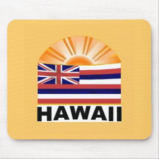 Hawaii-Sonnendurchbruch Mauspads